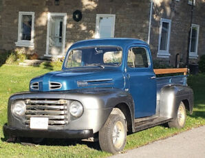 1949 Ford Other Pickups Grey Pickup Truck