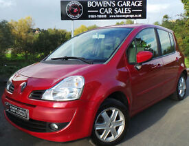2008 RENAULT MODUS 1.2 TCE DYNAMIQUE - LOW MILES - FULL S/HISTORY INC CAMBELT