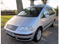 2008 Volkswagen Sharan 1.9TDI 115 BHP Auto - 'Brotherwood' wheelchair conversion