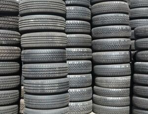 USED TIRES HUGE SALE  ✪  FREE INSTALLATION & BALANCING ✪