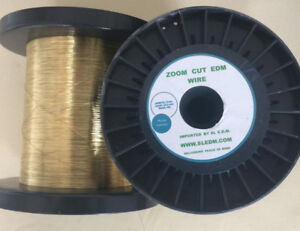 Wire EDM consumables and supplies