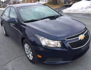 Chevrolet cruze LT Turbo 1,4L 2011 Automatique