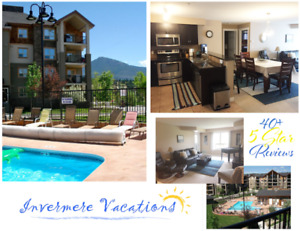Luxury Family Friendly Vacation Rental In Invermere