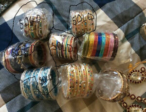 Kids and adult bracelets/bangles for your cute little dolls