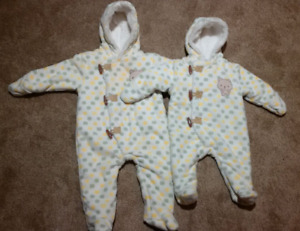 Infant Snowsuits
