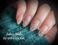 Manicure & Pedicure etc. great quality work and affordable price