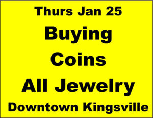 Cash In NOW $$$Buying Coins+Unwanted Jewelry 50 Years