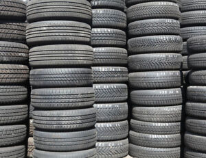 4  P265/70R17 USED TIRES LOTS OF TREAD STARTING AT $160.00 ALL 4