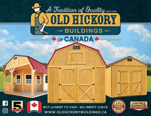 Old Hickory Buildings & Sheds