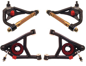 Chevrolet tubular upper and lower control arms for sale