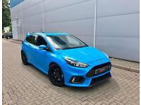 2016 16 reg Ford Focus 2.3 RS ( 350ps ) ( AWD ) Nitrous Blue + HUGE SPEC