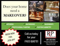 Need a Home Makeover??