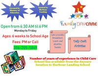 *NEW* Harbour Landing Daycare
