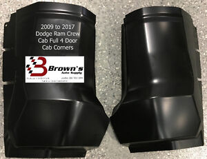 4 Door Crew Cab Corners 2009-2017 Dodge Ram @ Brown's Auto