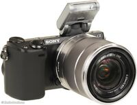 Sony Alpha NEX-5 HD Digital Camera w/Interchangeable Lens 18-55