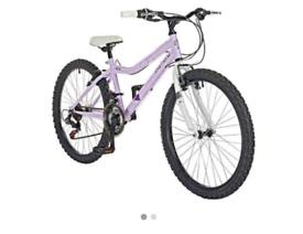 """Brand new 24"""" girls bike"""