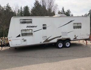 2008 Rockwood Roo 26RS w/4FT Pullout Extension Amazing Condition