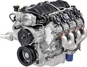 Gm Ls Engines >> LS3 Engine | eBay
