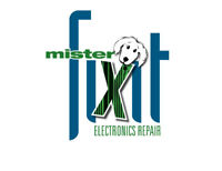 Mr Fixit Electronics repair can help!