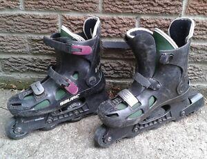 Size 7 Roller Blades - $10
