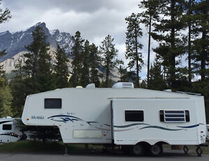 Camper Trailer for Rent - Deliver & setup at your destination