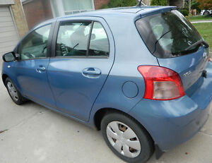 2006 Toyota Yaris Hatchback - PRICED TO SELL