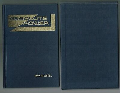 Absolute Power by Ray Russell Signed. Limited Edition  # 497/500 for sale  Shipping to India