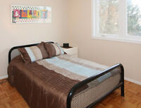 IKEA Metal double bed