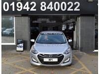 2012 12 HYUNDAI I30 1.6 ACTIVE BLUE DRIVE CRDI 109 BHP 5DR 6SP ECO DIESEL HATCH