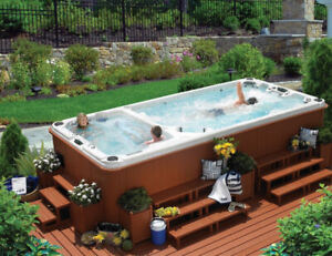 Make Every Day a Family Day with a TidalFit Swim Spa on Sale