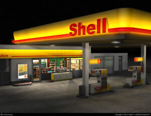 GAS STATIONS FOR SALE WITH LAND!