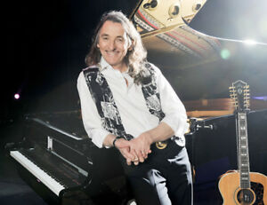 ROGER HODGSON - PLACE DES ARTS TWO TICKETS - 30 Oct.