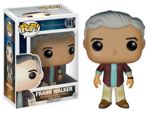 "Pop Vinyl Figure Disney's Tomorrowland ""Frank Walker"""