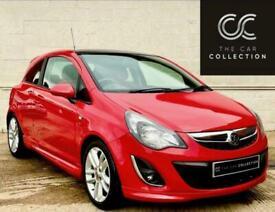 image for 2014 Vauxhall Corsa SRI Hatchback Petrol Manual