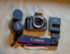Canon  EOS 1100D DSLR Camera with 18-55 lens kit