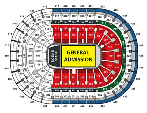 Weeknd ticket Montreal in Reds