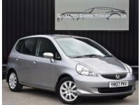 2007 Honda Jazz 1.4 i-DSI SE *Just 5,320 Miles + Full Honda Dealer History*