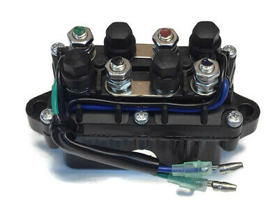 SOLENOID RELAY 12V FOR YAMAHA OUTBOARD 2 STROKE 40 50 60 70 85 90HP