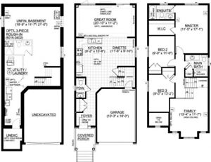 House for Rent / Lease