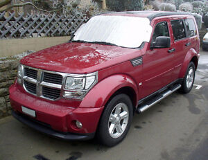 $7000 2007 Dodge Nitro SLT Reverse Cam, Navi, Winter Tires+ MORE