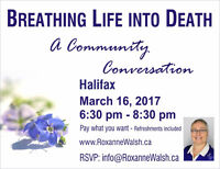 Breathing Life into Death - A Community Conversation