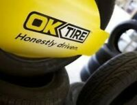 OK TIRE  CAR and TRUCK SERVICE