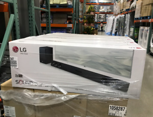LG wireless sound bar for sale
