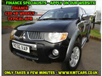 2006 Mitsubishi L200 2.5DI-D 4WD Double Cab Pickup Warrior - KMT Cars