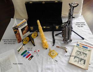 Cannonball Alto Saxophone - Brand new condition