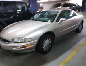 Is it a boat,a car? 1995 Buick Riviera