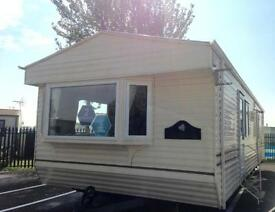 Static Caravan Nr Clacton-on-Sea Essex 2 Bedrooms 6 Berth Willerby Bermuda 2003
