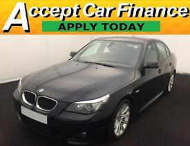 BMW 520 2.0TD 2008MY d M Sport FROM £31 PER WEEK!