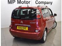 2012 12 CITROEN C3 PICASSO 1.6 PICASSO EXCLUSIVE HDI 90 BHP 5DR 5SP DIESEL MPV