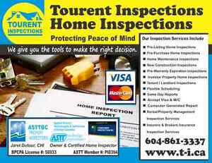 Home inspections - $50 OFF any Home inspection